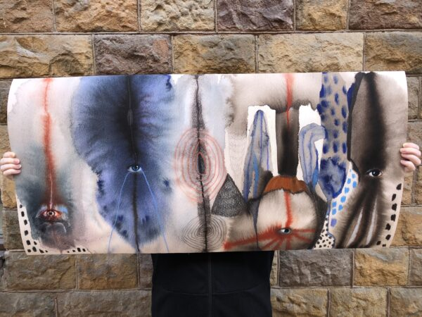 Glicee print, Emma Larsson